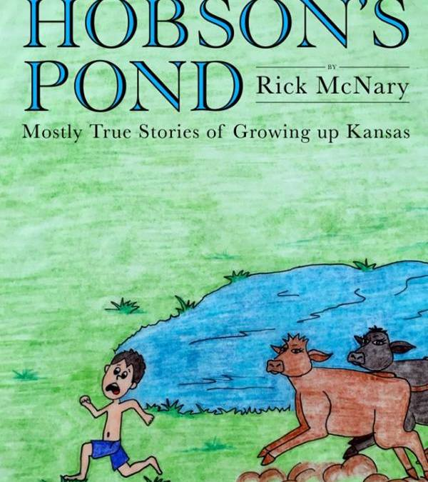 """Needed: Early Reviewers for """"The Cows of Hobson's Pond"""" book!"""