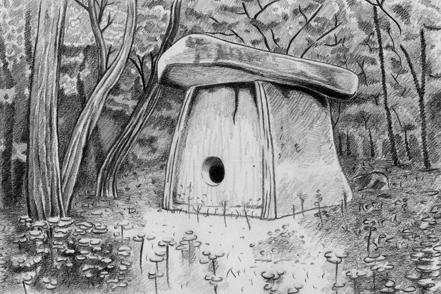 Dolmen of the Caucasus (1)