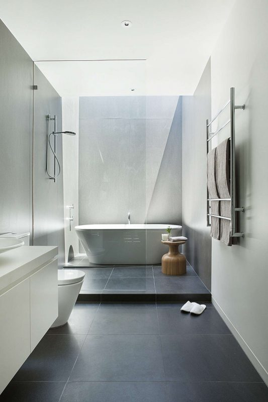 just a simple bathroom shower tile ideas