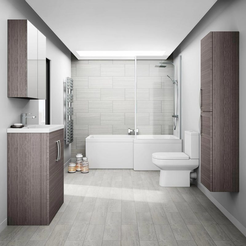 Grey bathroom ideas you can modify