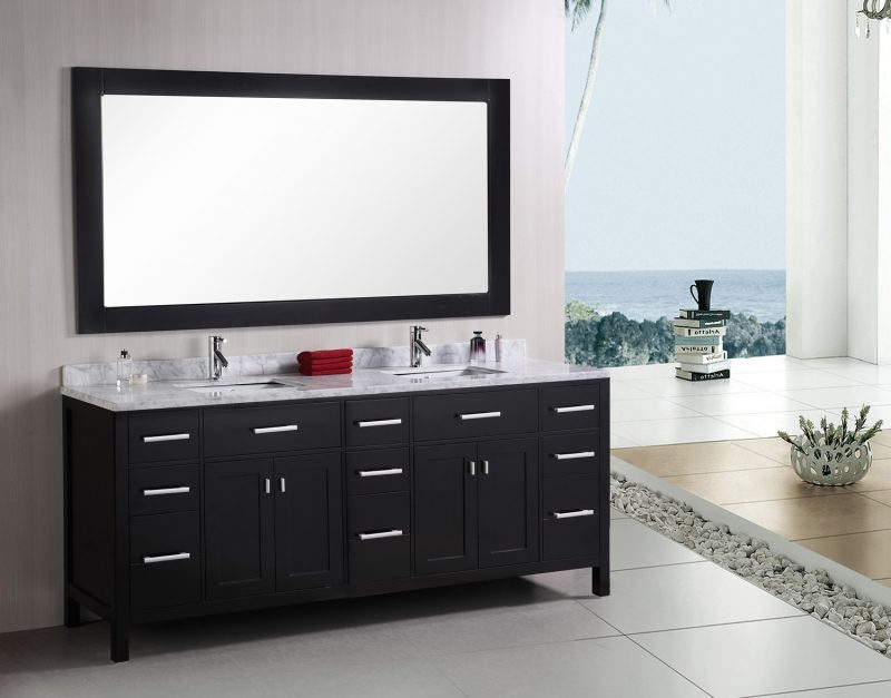 masculine style bathroom vanities double sink