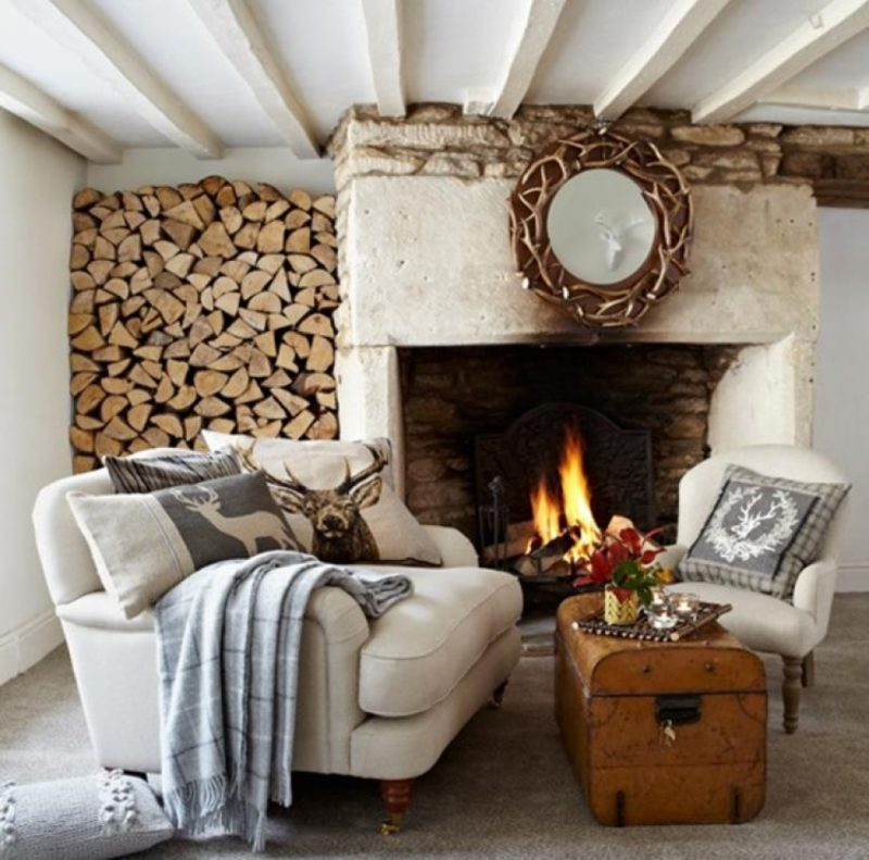 Cozy Rustic Living Room Ideas