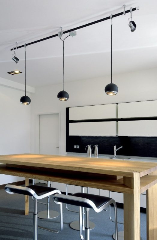 unique kitchen lighting ideas