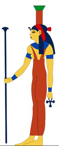 Meet The Egyptian Gods Rick Riordan