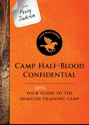Image result for camp half blood confidential
