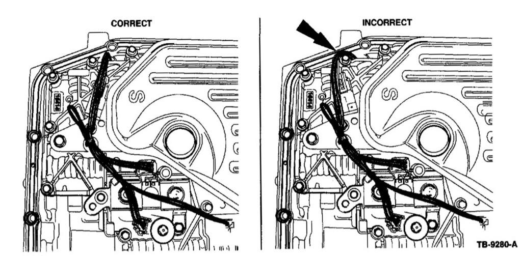 Ford C3 Transmission Diagram