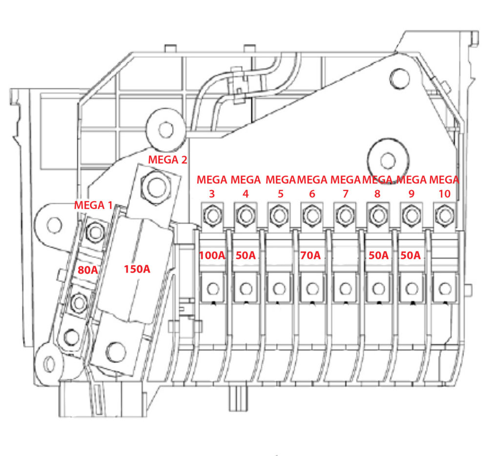 Ford Focus Fuse Diagram