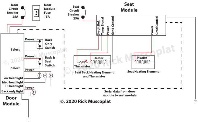 heated seats don't work — chevrolet — ricks free auto repair
