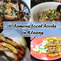 10 Famous Local Foods in Kluang