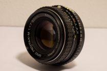De Pentax 50 mm f1.7