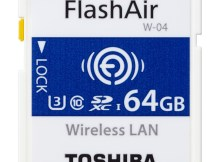 Toshiba FlashAir W04 review