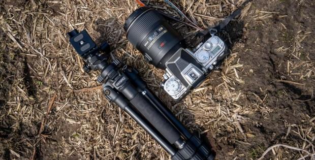 Benro TMS07A en Sunwayfoto XB28II review