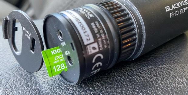 Kioxia High Endurance MicroSD
