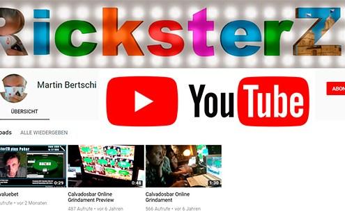 RicksterZH auf Youtube.com