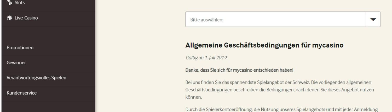 Schweizer Online Casinos - Poker in weiter Ferne