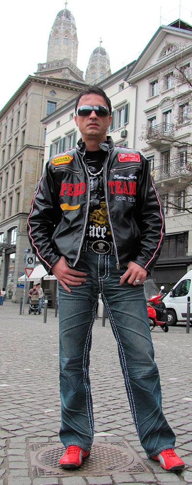 Besim Hot - 2010 in Zürich