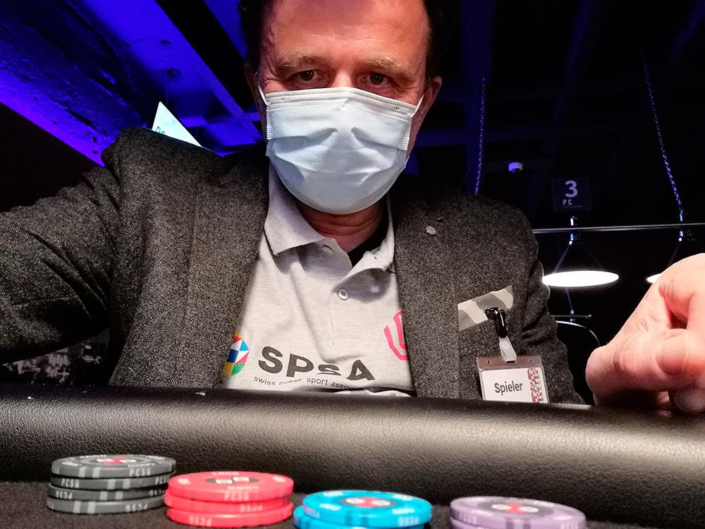 Martin Bertschi im Team Pokeracademy