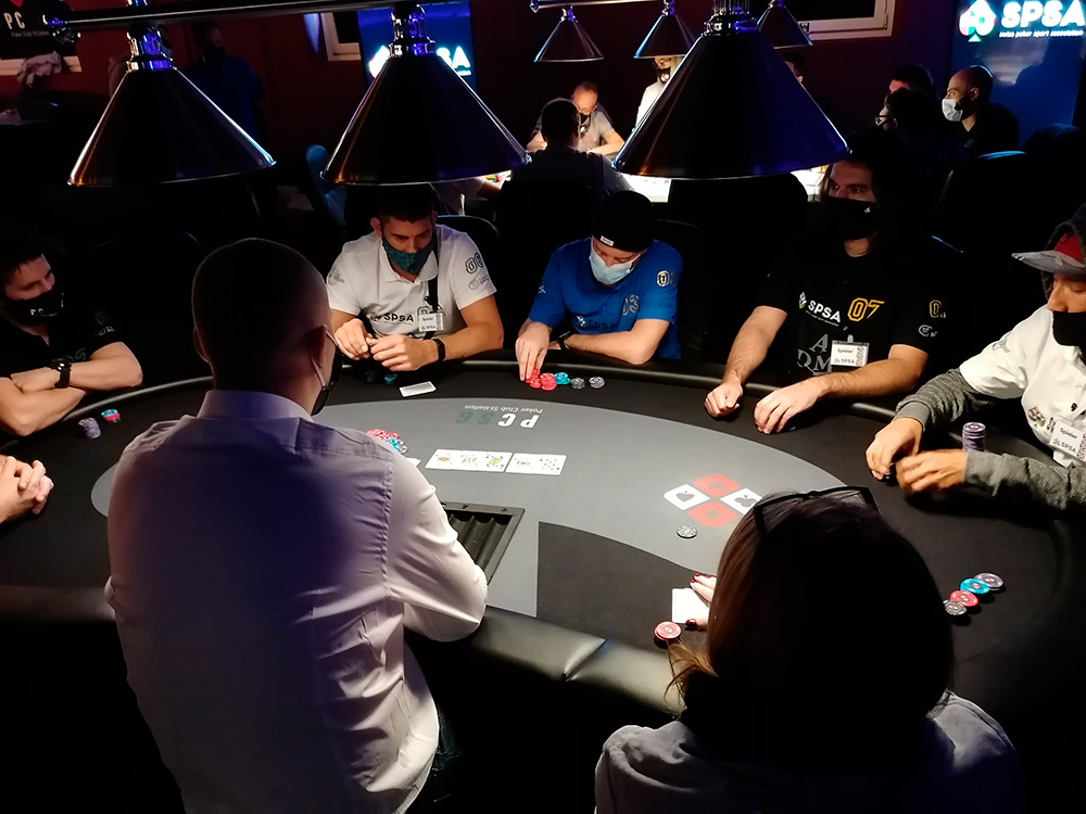 SPSA Pokeraction