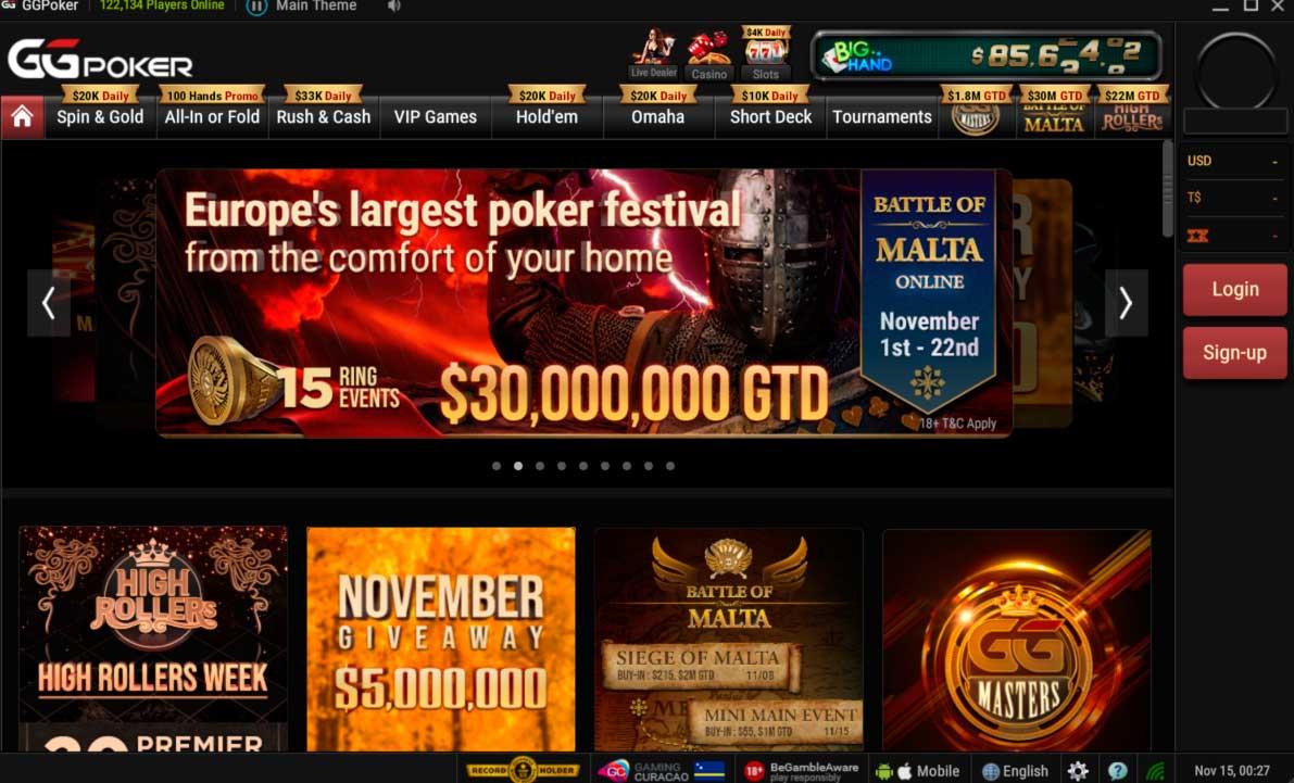 GG Online Poker in der Schweiz nicht legal