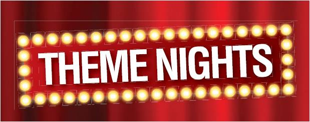 Image result for theme night