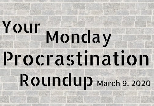 Monday procrastination roundup: Panhandle proud