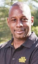 Jonathan Porter, president of the 100 Black Men of Bradley County