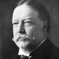 William Taft 1857 - 1930 27th President of the United States