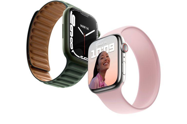 Apple presenta el Apple Watch Series 7, con la pantalla más grande y avanzada hasta la fecha
