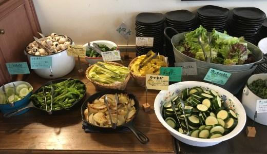 燻製ダイニングOJIJI 訪問レポート 糖質オフとオーガニック野菜食べ放題