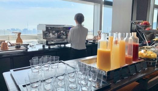 朝は絶対ココ!「タワーズ」 リッツカールトン東京地上45階で最高の朝食はいかが?
