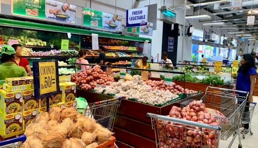お土産にも!スリランカの大型スーパーアルピコ(Arpico)は品揃え豊富で安い便利なお店