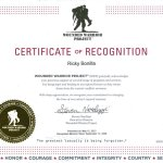Wounded Warrior Project (CoR)