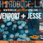 ƒresh PRODUCE, L.A. New Years LIVE Stream 2021