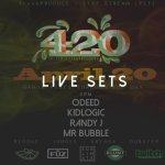 420 [LIVE Stream] Ganja Vibrations Free Blunt Giveaways