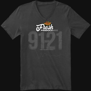 fresh PRODUCE 9121 Vneck Tee