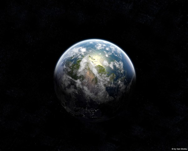 Planet Earth | rickydeanhall