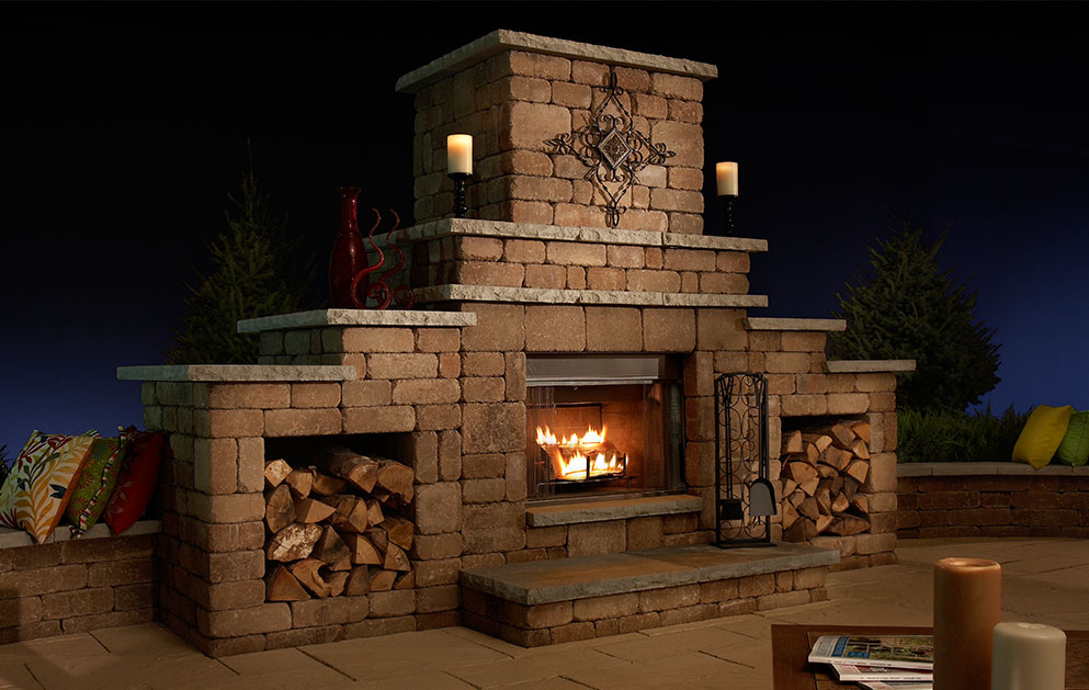 Costco Outdoor Fireplace: Good Way To Warm Up Afternoon ... on Costco Outdoor Fireplace  id=62022