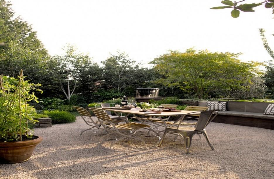 Best Design Pea Gravel Patio : Rickyhil Outdoor Ideas ... on Patio Gravel Ideas id=97218