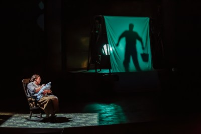 Grapes of Wrath, Opera St. Louis. Photo by J. David Levy