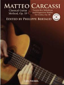 The Carcassi Method edited by Philippe Bertaud