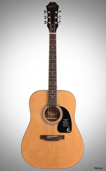 Epiphone DR 100 Acoustic Guitar