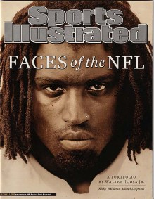 Ricky Williams - Faces of the NFL