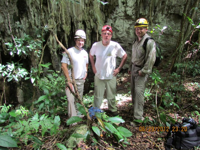 The Belize Expedition