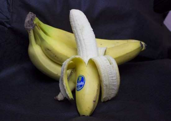 The typical Cavendish banana (Kim Scott/ Ricochet Creative Productions)