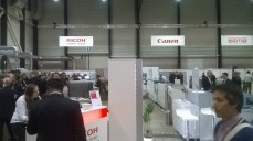 Our stand always seemed to be busy