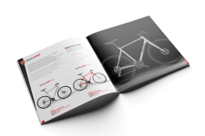 Ducati's new retail bike catalogue