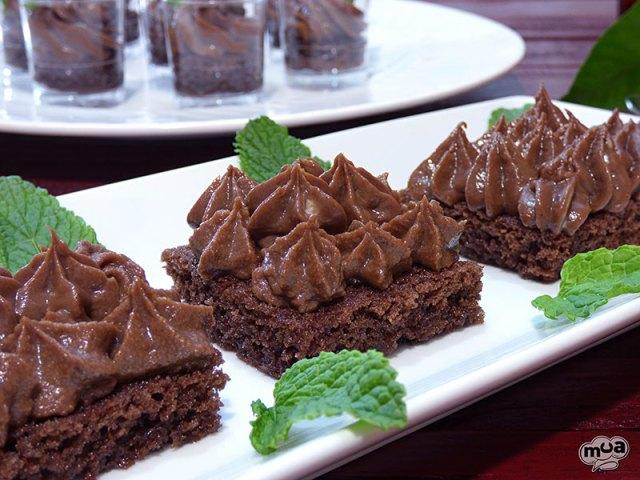 Bocados de chocolate