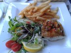Le Marie Clarisse red snapper