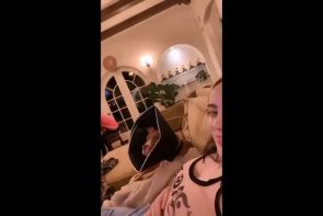 Billie Eilish desnuda