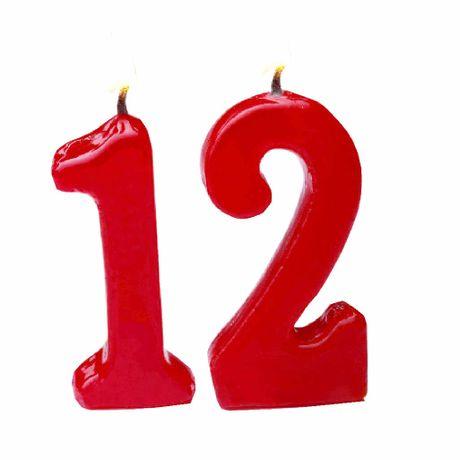 12 en velas